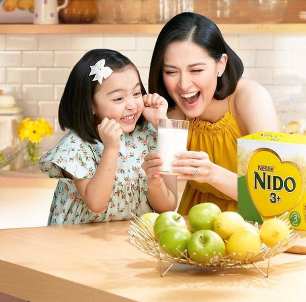Đẳng cấp nhan sắc con gái mỹ nhân đẹp nhất Philippines: Xinh như tiên tử giáng trần, mới 4 tuổi cát xê đã vượt mặt mẹ - Ảnh 10.