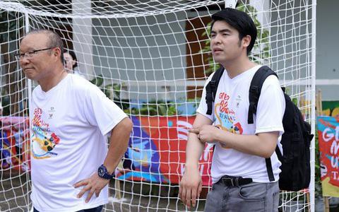 Sau bầu Hiển, bầu Đức, bóng đá Việt Nam sẽ tiến gần World Cup hơn nhờ bầu Park - Ảnh 3.