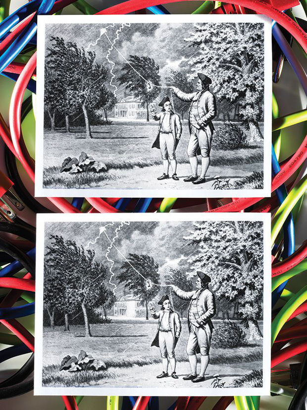 Tại sao trò chơi tìm điểm khác nhau giữa hai bức ảnh lại thường làm khó bạn? - Ảnh 1.