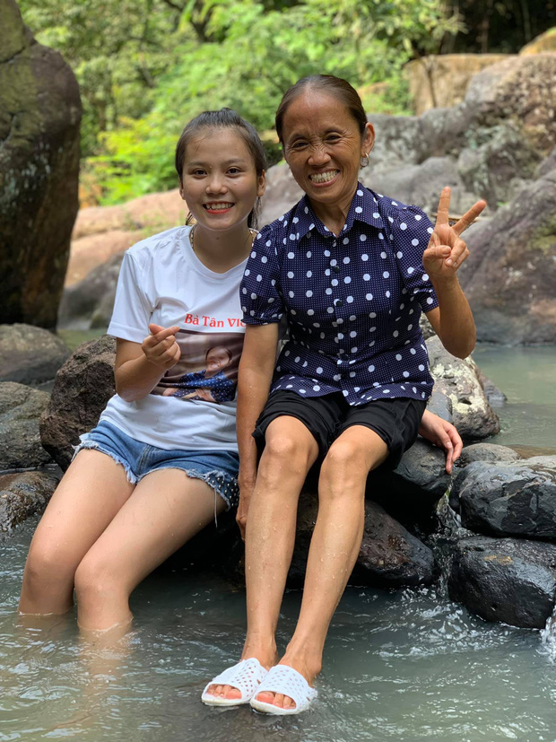 Bà Tân bất ngờ phủ nhận mình có con gái ruột, tiết lộ lý do nhận Thanh Lương làm con nuôi - Ảnh 2.