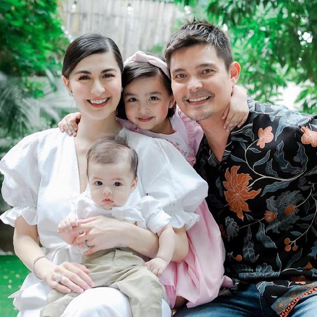 Mỹ nhân đẹp nhất Philippines đăng ảnh lộ vòng 2 lớn làm rộ nghi vấn mang thai lần 3 - Ảnh 3.