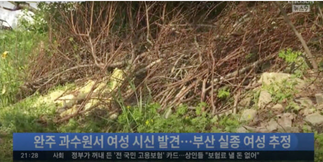 Hàn Quốc: Phát hiện thi thể người phụ nữ mất tích gần 1 tháng, có dấu hiệu cho thấy nghi phạm là kẻ giết người hàng loạt - Ảnh 2.