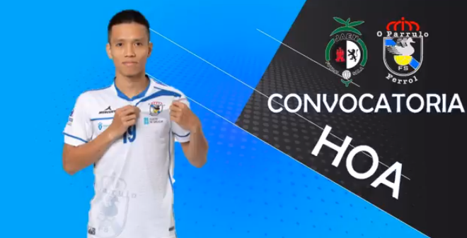 Sau bàn thắng lịch sử, tuyển thủ Việt Nam phải chia tay CLB Tây Ban Nha vì dịch Covid-19 - Ảnh 1.