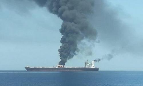 NÓNG: Hải quân Mỹ tung lực lượng hùng hậu chặn bắt 5 tàu dầu Iran - Diễn biến cực kỳ căng thẳng, Iran cảnh báo nóng - Ảnh 4.