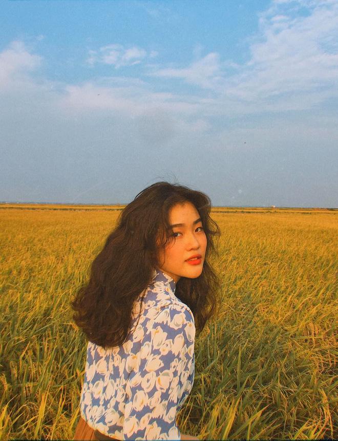 Mê mẩn loạt ảnh của Bách Liên - gái đẹp Nha Trang đang hot: Người đâu xinh quá vậy trời! - Ảnh 13.