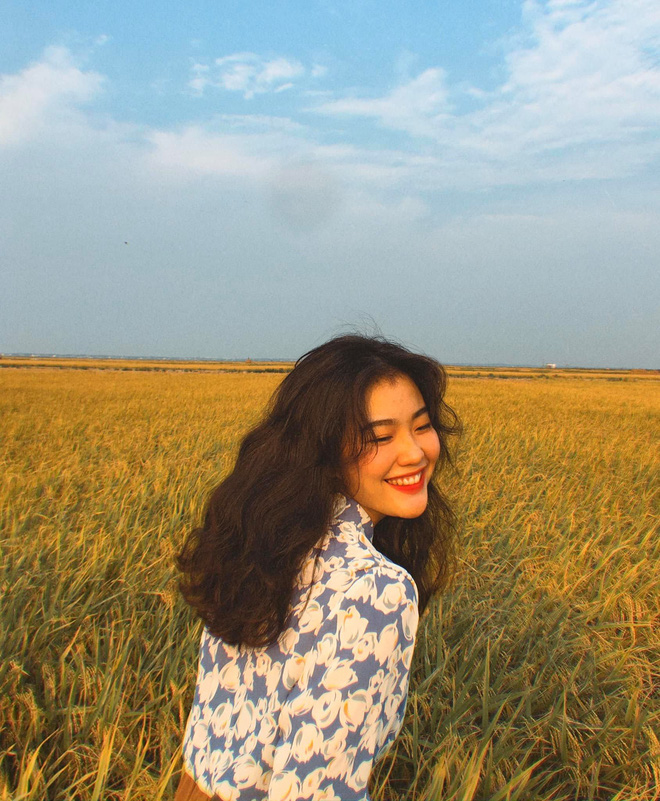 Mê mẩn loạt ảnh của Bách Liên - gái đẹp Nha Trang đang hot: Người đâu xinh quá vậy trời! - Ảnh 14.