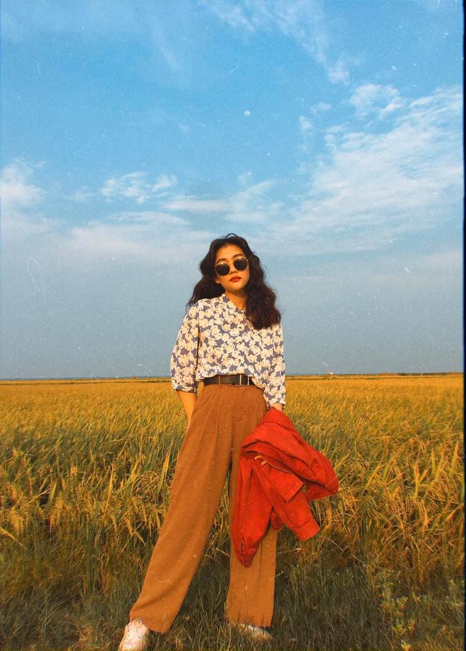 Mê mẩn loạt ảnh của Bách Liên - gái đẹp Nha Trang đang hot: Người đâu xinh quá vậy trời! - Ảnh 16.