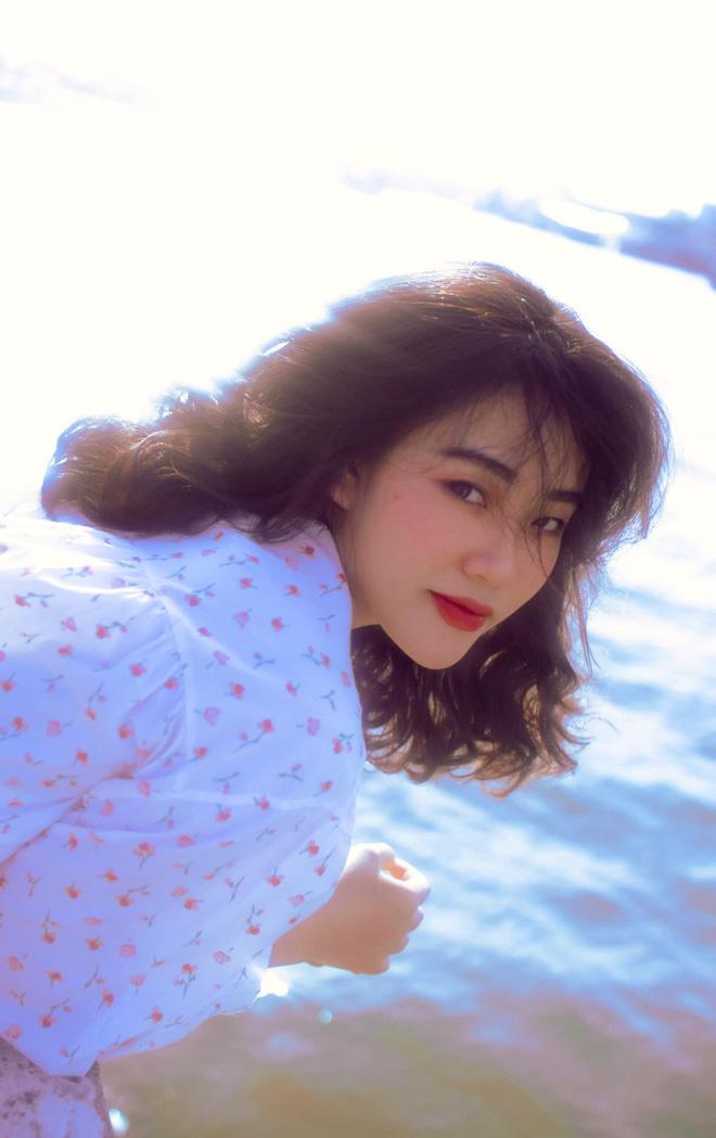 Mê mẩn loạt ảnh của Bách Liên - gái đẹp Nha Trang đang hot: Người đâu xinh quá vậy trời! - Ảnh 5.