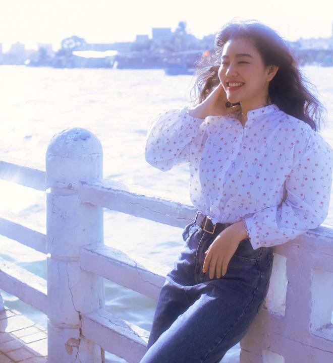 Mê mẩn loạt ảnh của Bách Liên - gái đẹp Nha Trang đang hot: Người đâu xinh quá vậy trời! - Ảnh 6.