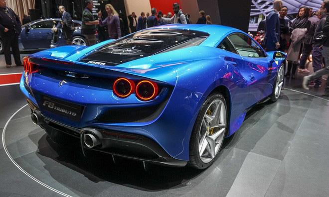 Ferrari F8 Tributo chào hàng đại gia Việt, giải đáp thắc mắc số tiền mua xe của Cường 'Đô-la' - Ảnh 6.
