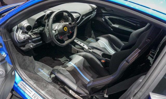 Ferrari F8 Tributo chào hàng đại gia Việt, giải đáp thắc mắc số tiền mua xe của Cường 'Đô-la' - Ảnh 7.