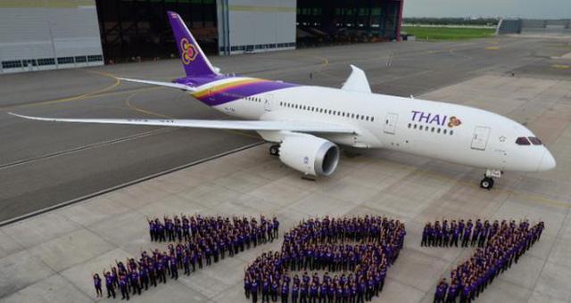Thai Airways lớn mạnh thế nào trước khi nộp đơn xin phá sản? - Ảnh 1.