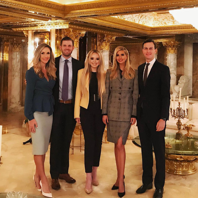 Cuộc sống hoàn toàn khác biệt với anh chị em của Tiffany Trump, người con gái bị ví là góc lãng quên của Tổng thống Mỹ - Ảnh 2.