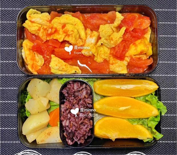 Gái xinh xứ Trung giảm 20kg trong chưa đầy 3 tháng chia sẻ thực đơn ăn trưa 7 ngày cho các nàng lười ăn kiêng - Ảnh 8.