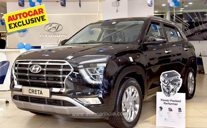 """Tiết lộ về số đơn đặt hàng """"khủng"""" cho chiếc Hyundai Creta giá 300 triệu đồng"""