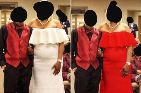 Mẹ chồng cố tình phá đám con dâu trong ngày cưới, nhưng gặp ngay thợ ảnh cao tay - Ảnh 3.