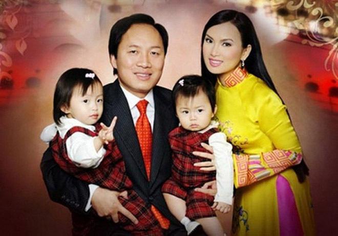 Chuyện ít biết về cuộc hôn nhân của Hà Phương với tỷ phú gốc Việt giàu nhất ở Mỹ - Ảnh 1.