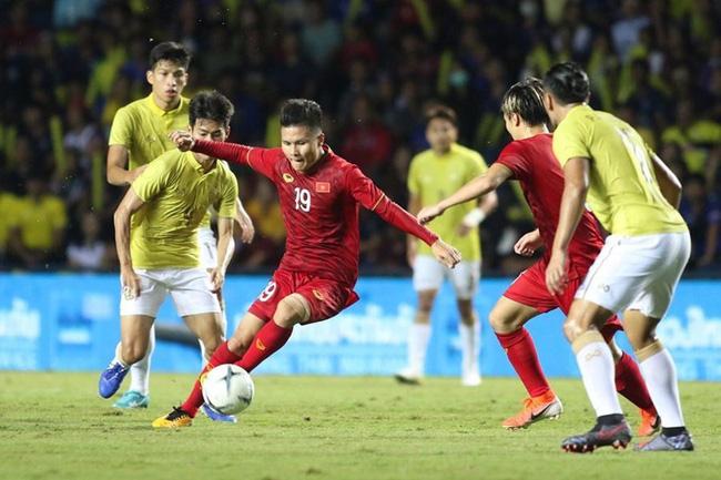 """Báo Thái Lan: Việt Nam là """"đối thủ không đội trời chung"""" tại AFF Cup 2020 - Ảnh 1."""
