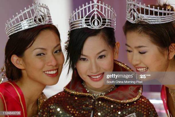 Á hậu Hong Kong: Tình cảm lận đận do gia đình có 3 người mất vì ung thư, 39 tuổi dính nghi án cặp đại gia già - Ảnh 1.
