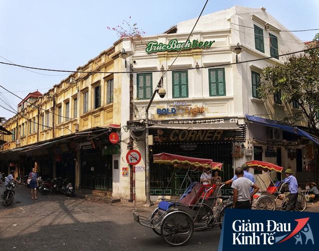 Tâm sự của công dân Mỹ ở Việt Nam giữa dịch Covid-19: Tôi cảm thấy vô cùng an toàn khi sống ở Hà Nội - Ảnh 1.