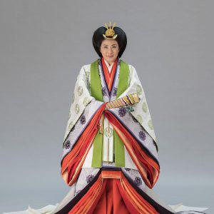 Điều ít biết về bộ trang phục 12 lớp, nặng 20 kg đỉnh cao vẻ đẹp trang phục truyền thống Nhật Bản, Hoàng hậu Masako cũng từng mặc ngày đăng quang - Ảnh 3.