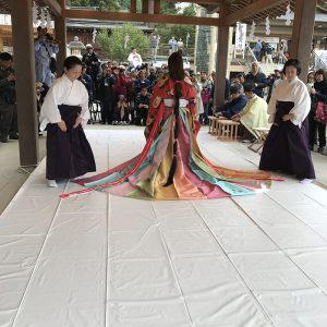 Điều ít biết về bộ trang phục 12 lớp, nặng 20 kg đỉnh cao vẻ đẹp trang phục truyền thống Nhật Bản, Hoàng hậu Masako cũng từng mặc ngày đăng quang - Ảnh 13.
