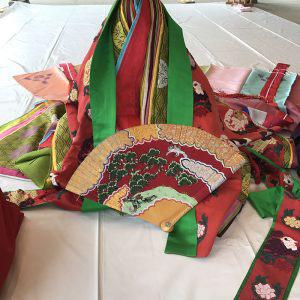 Điều ít biết về bộ trang phục 12 lớp, nặng 20 kg đỉnh cao vẻ đẹp trang phục truyền thống Nhật Bản, Hoàng hậu Masako cũng từng mặc ngày đăng quang - Ảnh 14.