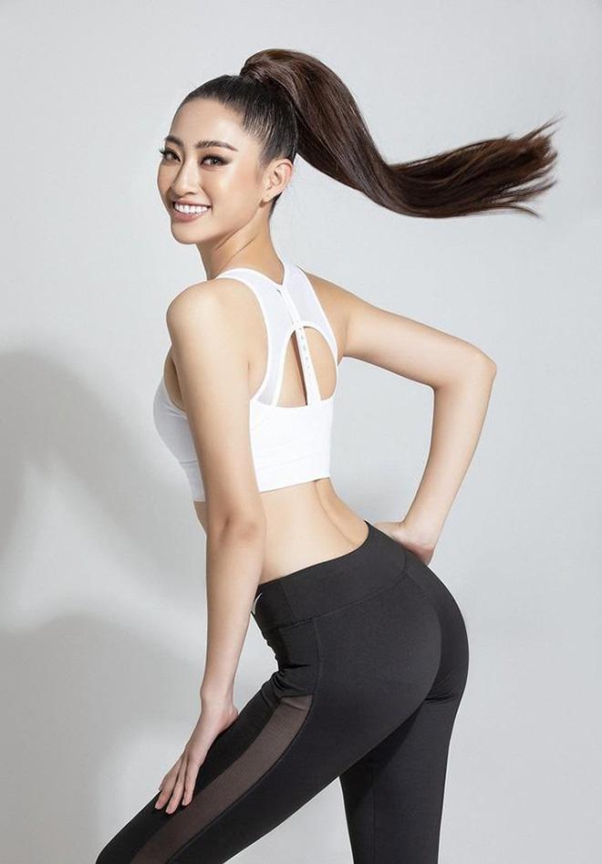 Loạt ảnh gợi cảm của hoa hậu Lương Thùy Linh - Ảnh 8.