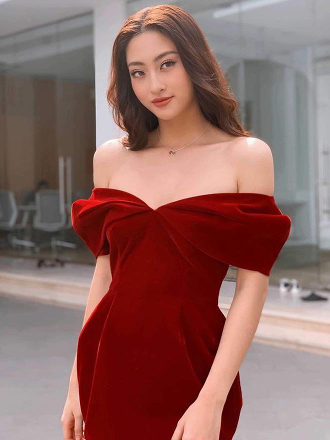 Loạt ảnh gợi cảm của hoa hậu Lương Thùy Linh - Ảnh 9.