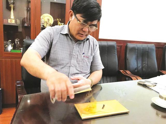 Lộ diện đại gia BĐS có thú chơi ngông dát vàng nhiều cao ốc trải dài từ Hà Nội đến Đà Nẵng  - Ảnh 1.