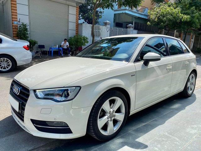 Chạy chỉ 5.800km/năm, hàng hiếm Audi A3 hatchback vẫn mất giá rẻ ngang Mazda3 2020 - Ảnh 1.