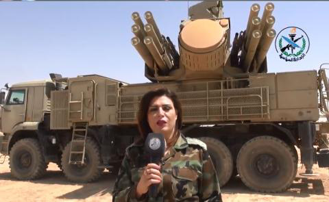 Israel làm được điều thần kỳ: Dìm sát thủ Pantsir-S1 ở Syria, S-400 Nga nguy ngập? - Ảnh 1.