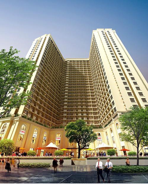 Lộ diện đại gia BĐS có thú chơi ngông dát vàng nhiều cao ốc trải dài từ Hà Nội đến Đà Nẵng  - Ảnh 5.
