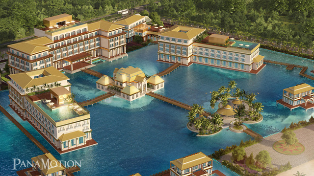 Lộ diện đại gia BĐS có thú chơi ngông dát vàng nhiều cao ốc trải dài từ Hà Nội đến Đà Nẵng  - Ảnh 6.