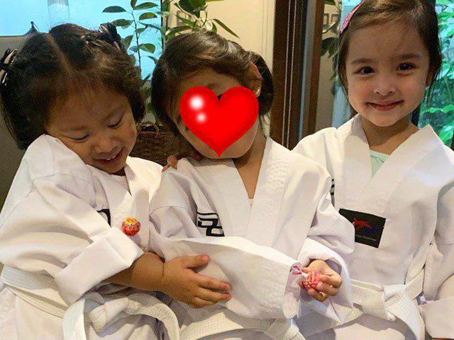 Con gái mỹ nhân đẹp nhất Philippines: 5 tuổi trở thành nữ hoàng quảng cáo, biết 2 ngoại ngữ, ấn tượng nhất khả năng làm toán do mẹ đích thân dạy - Ảnh 9.