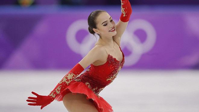Thiên thần trượt băng được ông Putin chúc mừng sinh nhật - Ảnh 10.