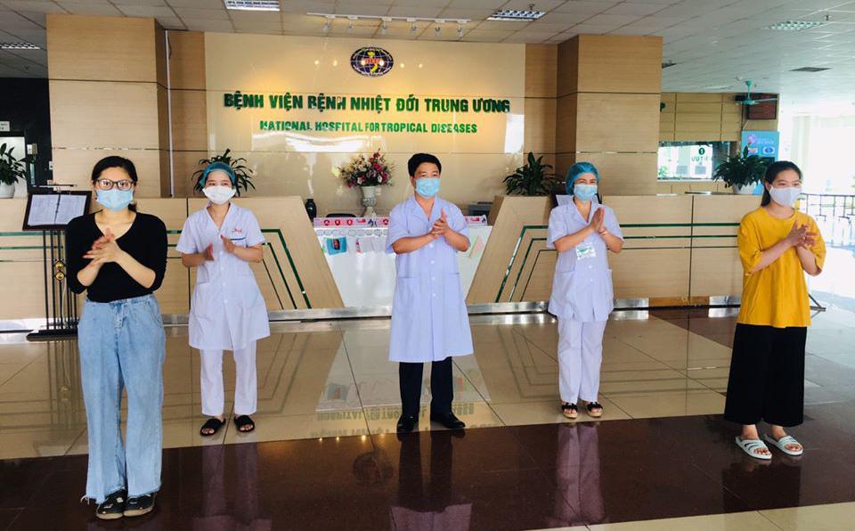 Nhân viên công ty Trường Sinh tái dương tính với SARS-CoV-2 đã hết bệnh