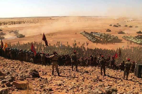 Bị 1,5 vạn quân Thổ dồn ép, LNA hoảng loạn, vỡ trận ở Libya - Viện binh có kịp cứu Tướng Haftar? - Ảnh 3.