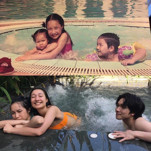 3 người con của diva Mỹ Linh - NS Anh Quân: Anna Trương và gái út 18 tuổi vừa xinh vừa giỏi, con trai giữa kín tiếng nhất nhà - Ảnh 2.