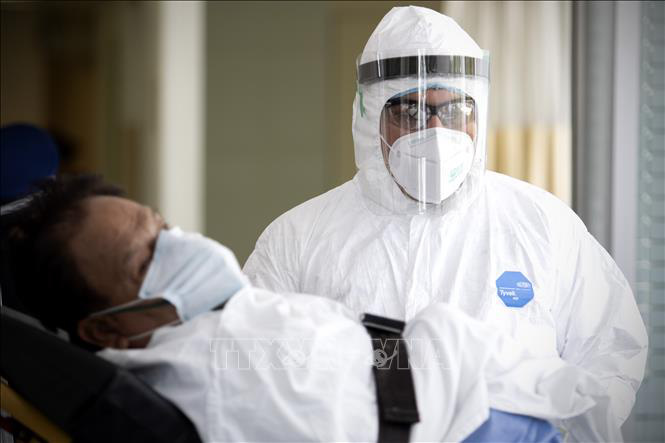 Diễn biến COVID-19 tới 6 giờ sáng 21/5: Thế giới vượt mốc 5 triệu ca bệnh; một số nước có ca mắc tăng kỷ lục - Ảnh 4.
