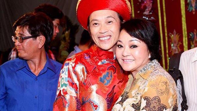 Hai người phụ nữ khiến danh hài Hoài Linh luôn kính nể trong showbiz - Ảnh 3.