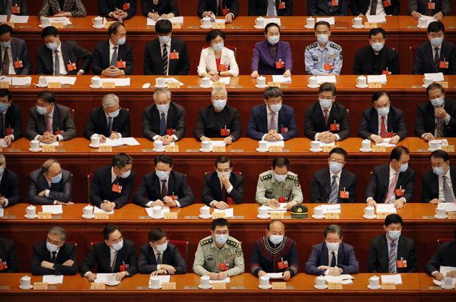 Trung Quốc mở màn lưỡng hội sau hai tháng trì hoãn - Ảnh 2.