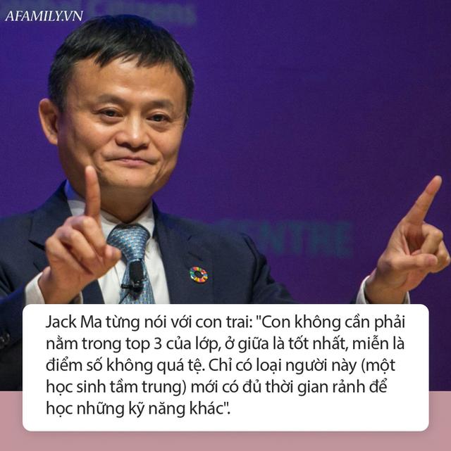 Khổ như con trai tỷ phú Jack Ma: Bị bố mẹ bỏ bê, đến khi nghiện game nặng mới được bố ra tay dạy dỗ một phen nhớ đời - Ảnh 4.