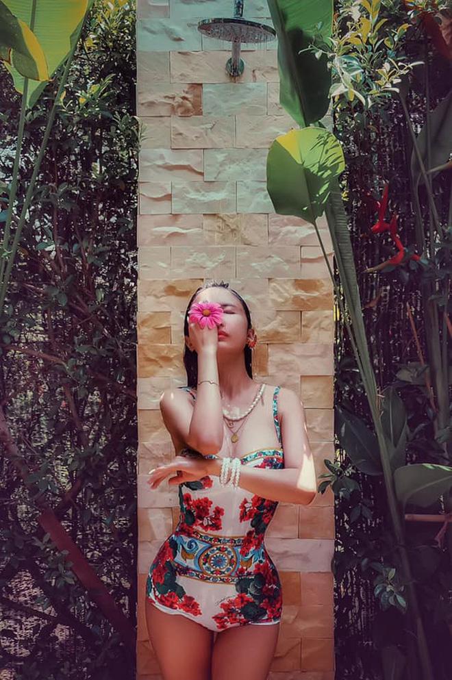 Vợ 2 Minh Nhựa đốt mắt dân tình với loạt hình body nuột hơn cả gái chưa chồng: Xin 500 tips giữ dáng nào chị ơi! - Ảnh 5.