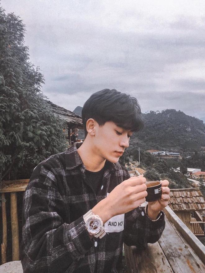 Nam sinh Hà Tĩnh gây bão Tiktok tiết lộ thu nhập nhờ quảng cáo sản phẩm, được hội chị em chấm 10 điểm vì biết lo nghĩ cho gia đình - Ảnh 1.