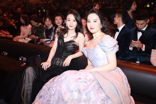 Những nàng công chúa Cbiz chung khung hình: Angela Baby - Nhiệt Ba chấp cả dàn mỹ nhân, Lưu Diệc Phi khiến fan ngã ngửa - Ảnh 2.