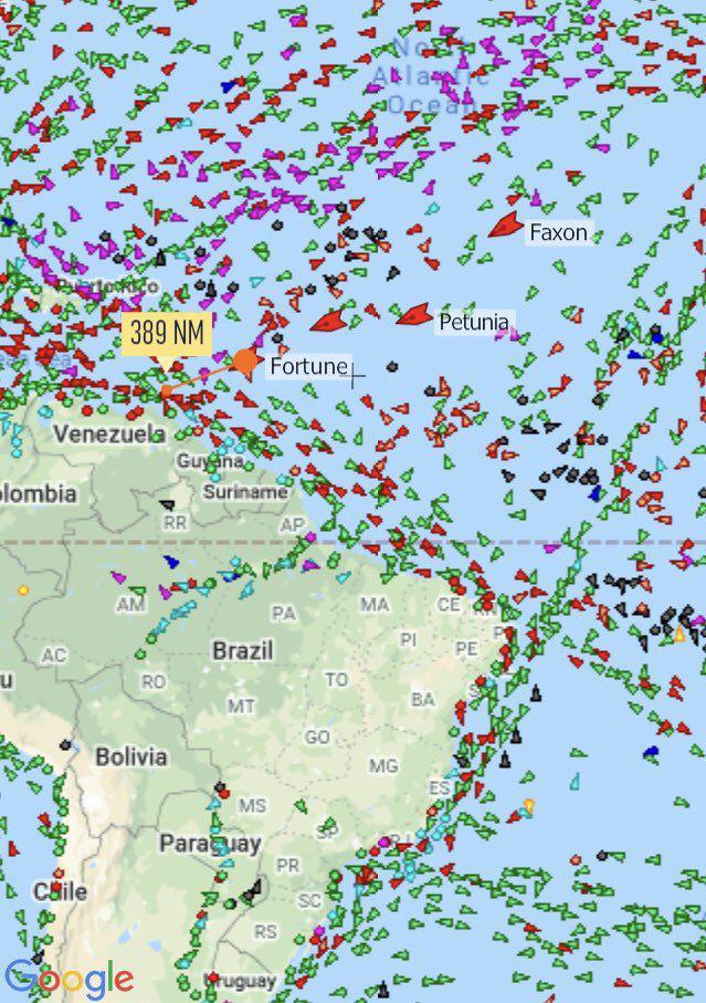 NÓNG: Máy bay, tàu chiến Mỹ ồ ạt xuất kích, trận sinh tử có thể sắp bắt đầu - Quân đội Venezuela hạ quyết tâm chiến đấu, bảo vệ tàu dầu Iran - Ảnh 9.