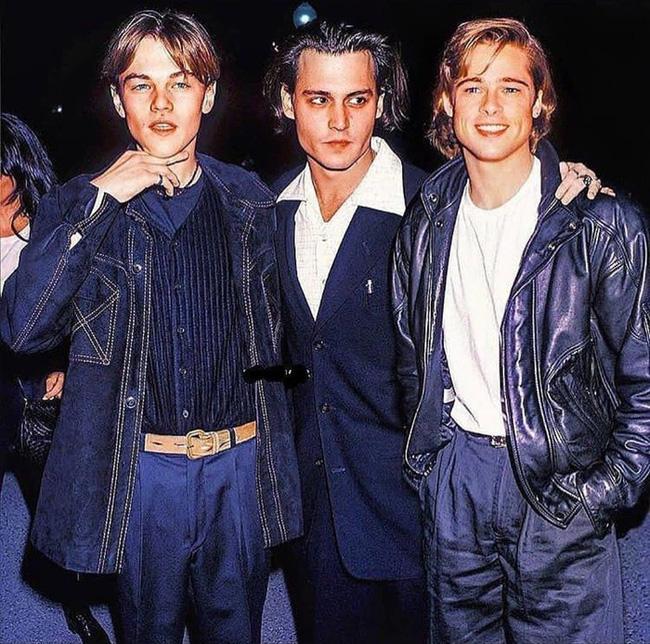 Bức ảnh cực hiếm về ba chàng ngự lâm quân đình đám nhất những năm 90 của Hollywood bất ngờ hot trở lại: Khoảnh khắc đắt giá hơn 2 thập niên là đây - Ảnh 2.