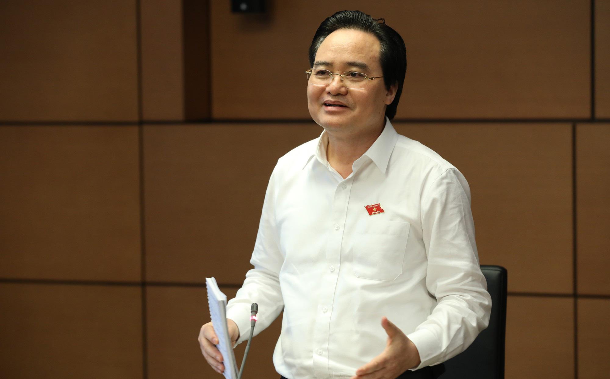 """Ông Phùng Xuân Nhạ: Chủ tịch Quảng Ninh kiêm hiệu trưởng Đại học """"chỉ nên là giải pháp tình thế"""""""