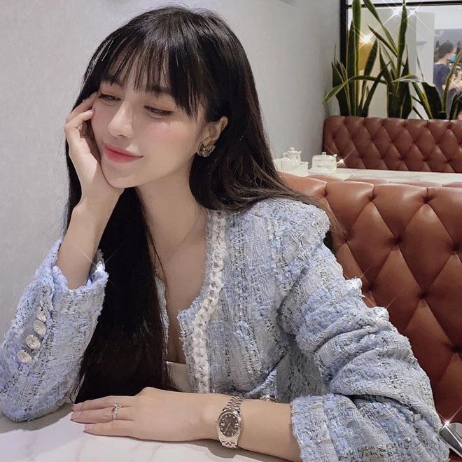 Fan hỏi Trang Anna đáp: Một lần đi bar nhiều nhất hết 140 triệu, vòng một có sẵn rồi nên chỉ sửa mũi làm răng thôi - Ảnh 1.